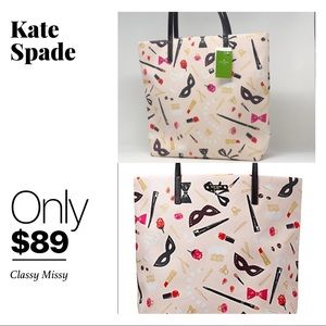🌟New Kate spade Bon Shopper shoulder bag🌟